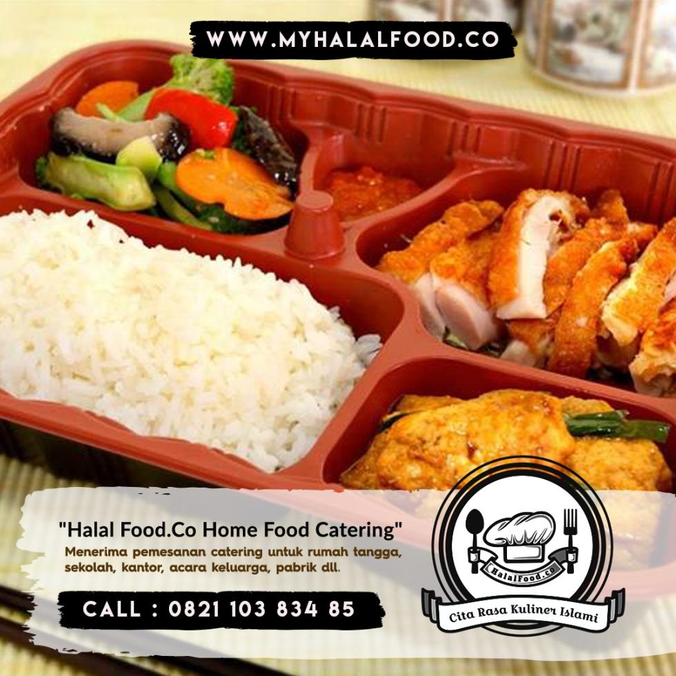 katering harian - Katering nasi box