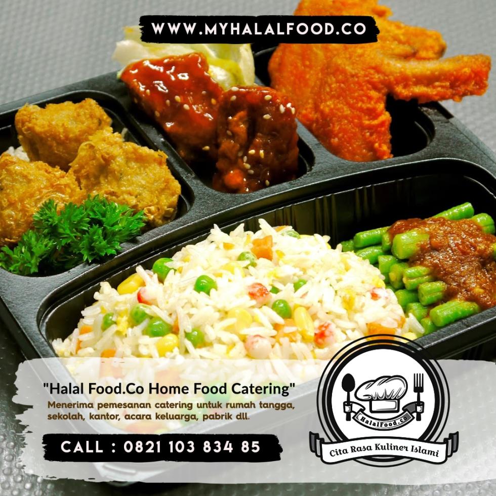 Catering Harian di Jakarta Barat