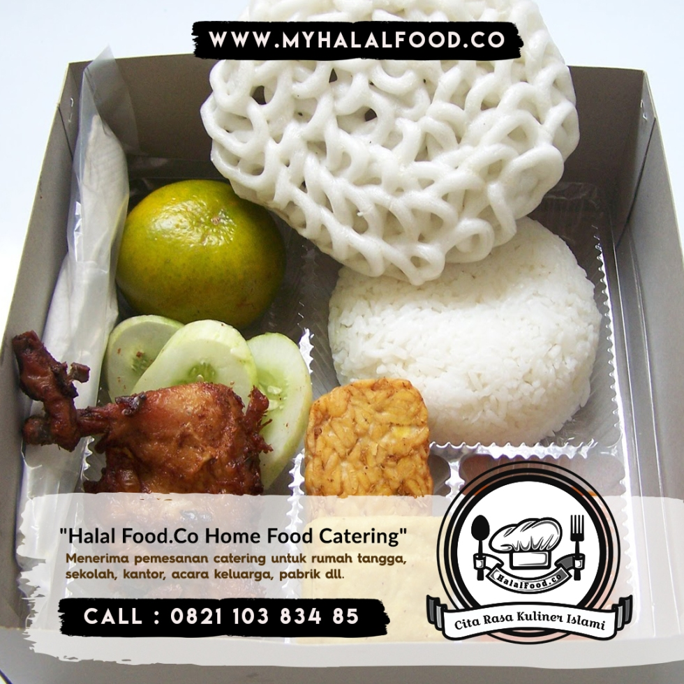 Paket Nasi Box Murah di Jakarta Barat