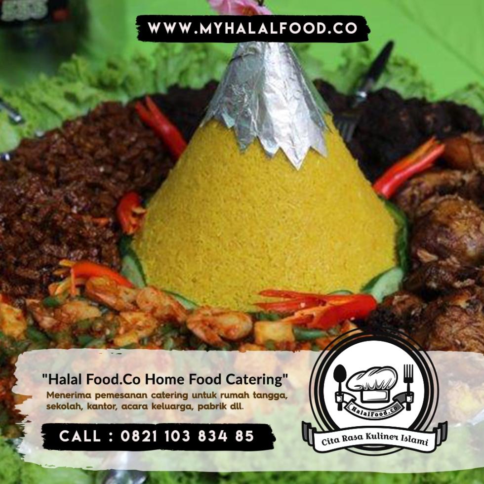 Catering Harian di Villa Kartini