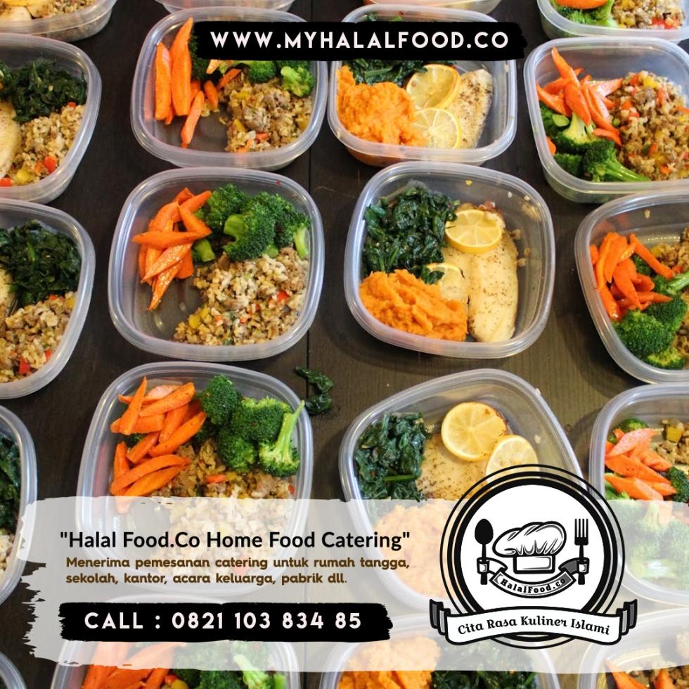 Catering Harian di Jatiasih Bekasi