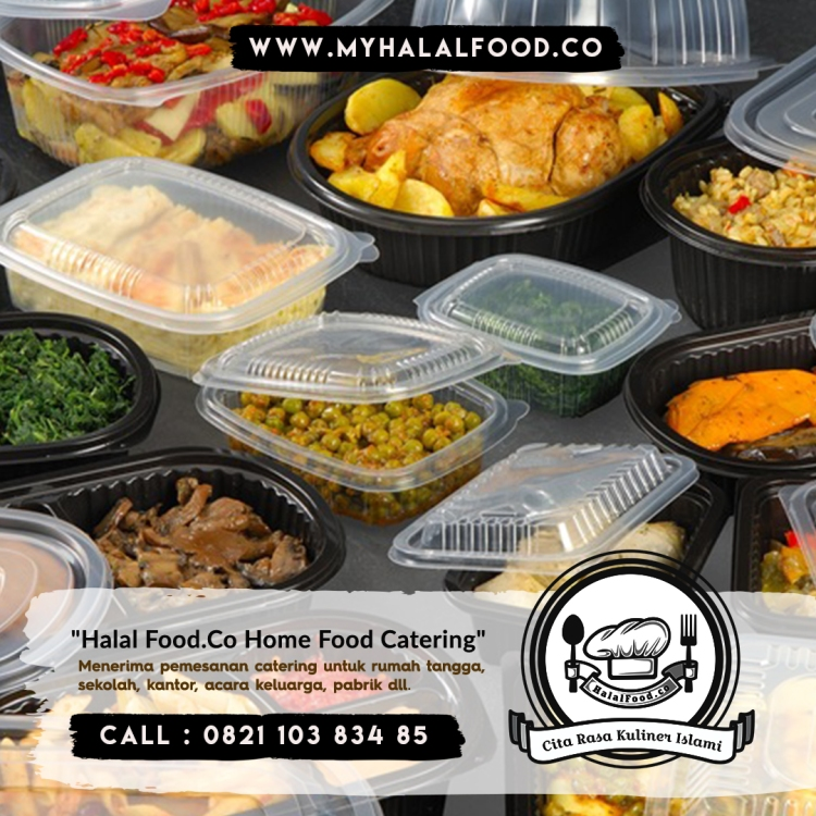 Catering Perusahaan Di Bekasi Myhalalfood Co