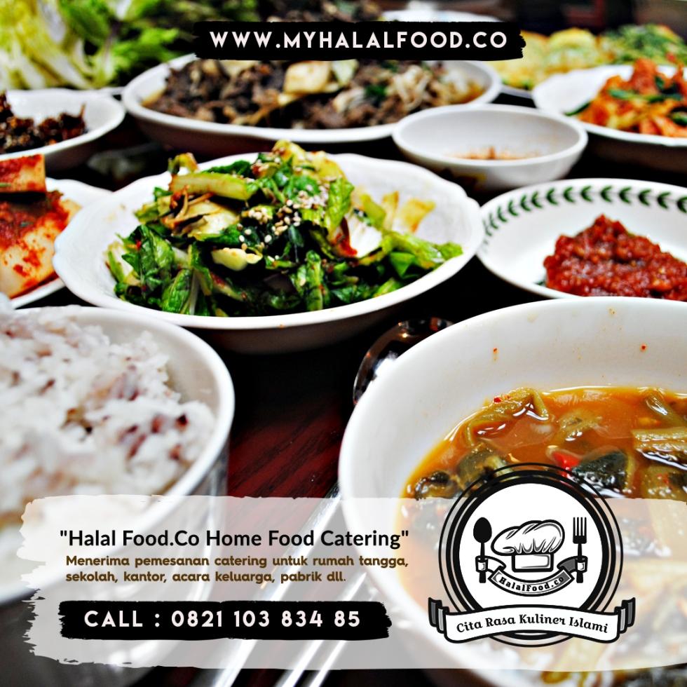 Catering Perusahaan di Bekasi Selatan