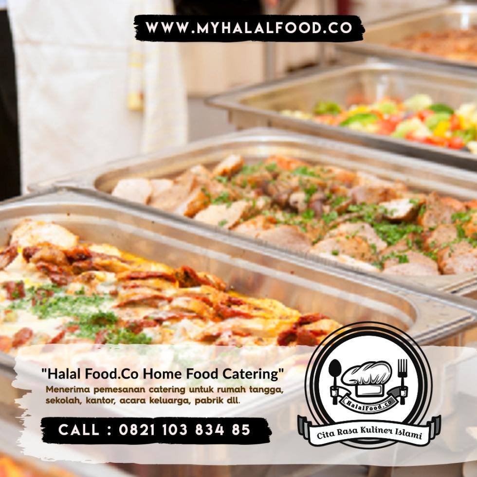 Catering Perusahaan di Harapan Indah