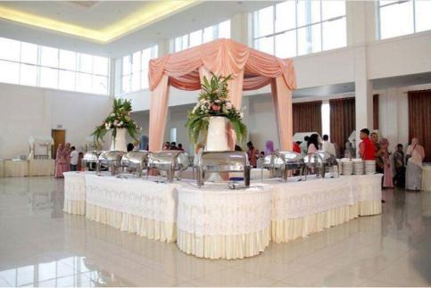 Prasmanan Wedding myhalalfood.co (4)