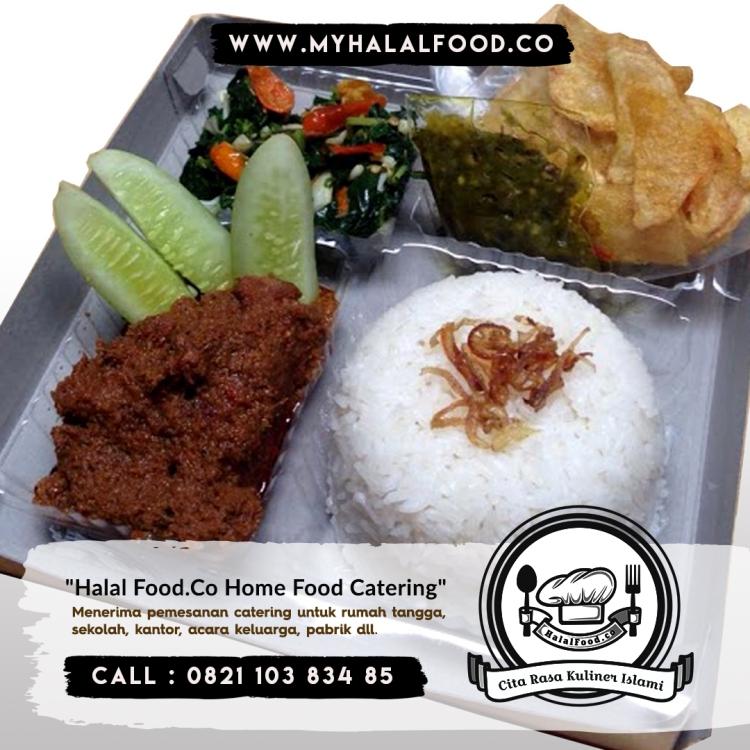 Catering Nasi Box di Jakarta Pusat