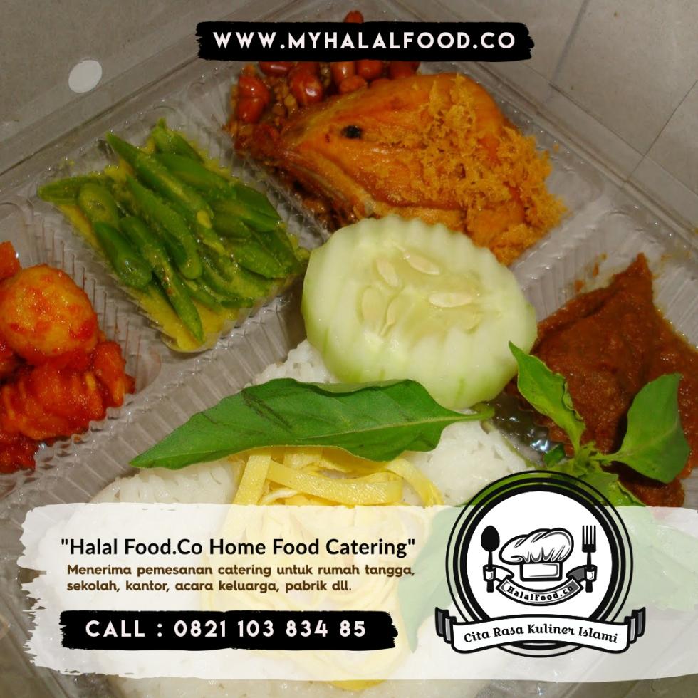 Catering Nasi Box di Pondok Kelapa