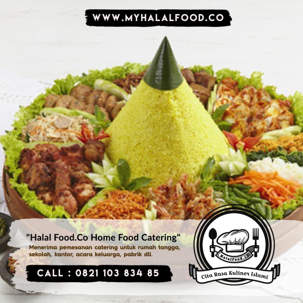 Catering Nasi Tumpeng di Jakarta Barat