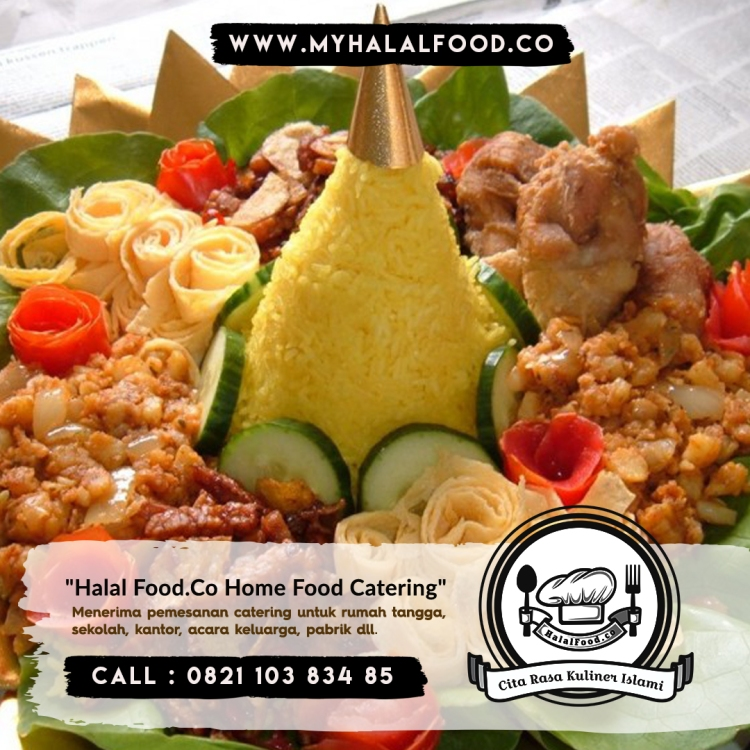 Catering Nasi Tumpeng di Jakarta Selatan