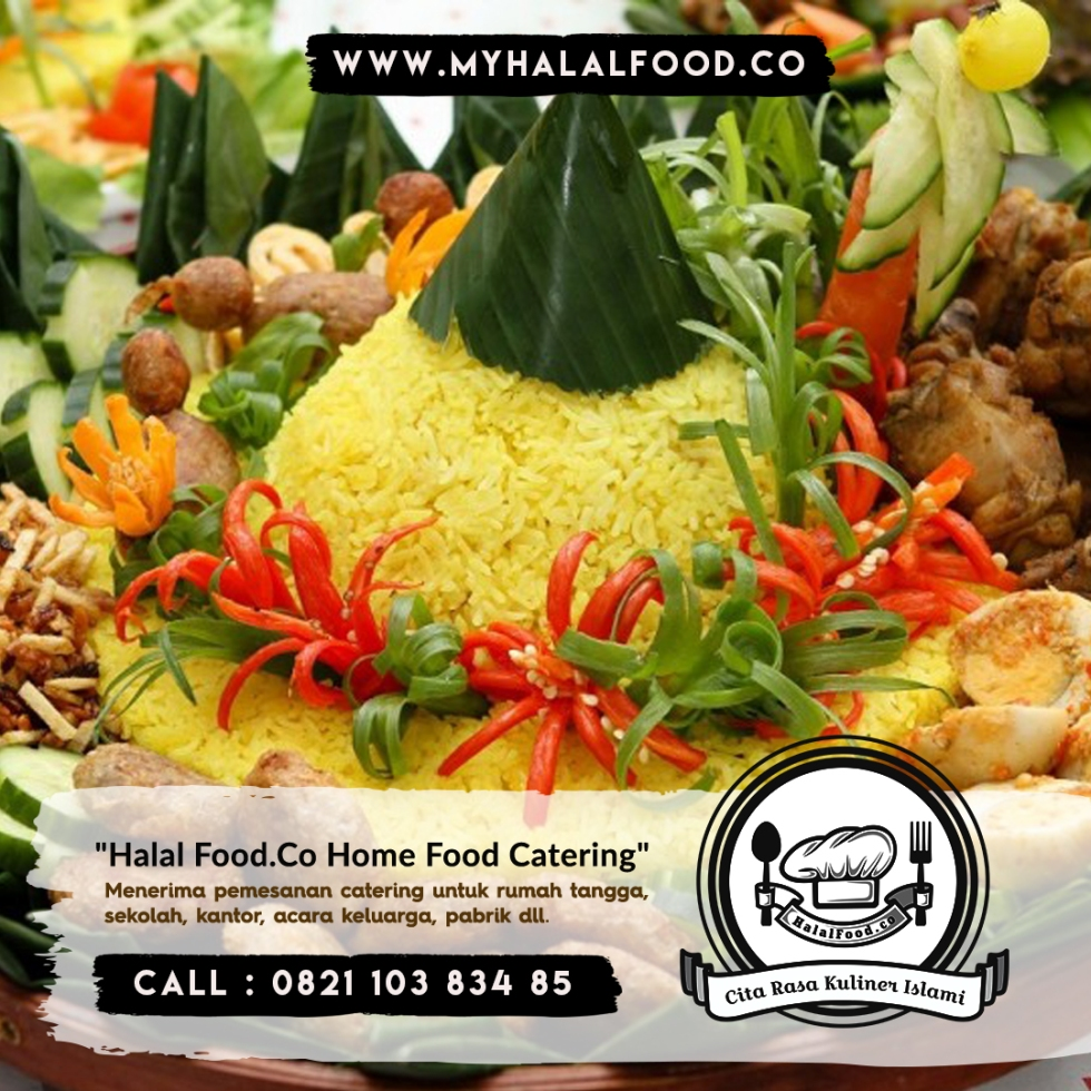 Catering Nasi Tumpeng di Jakarta Utara