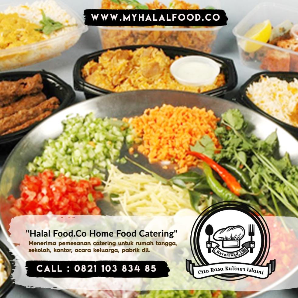 Catering Perusahaan di Jakarta Pusat