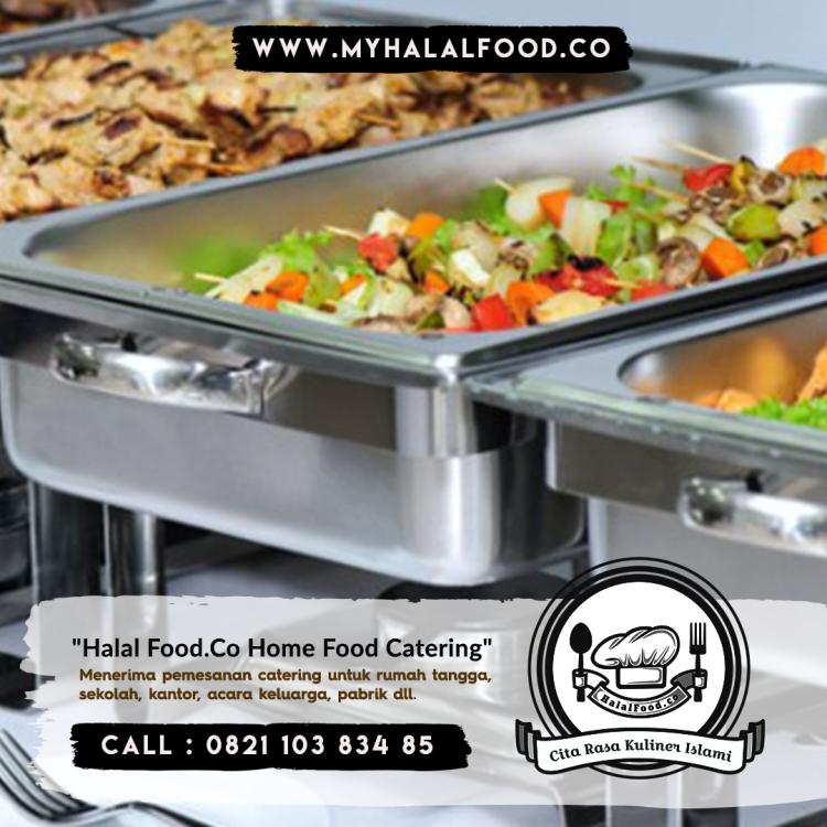 Catering Perusahaan di Rawalumbu