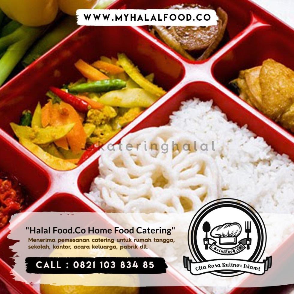 Paket Nasi Box Murah di Bekasi dan Sekitarnya