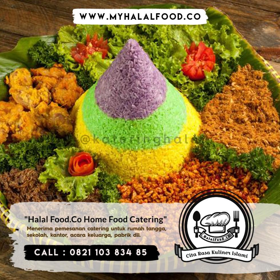 Paket Nasi Tumpeng di Bekasi dan Jakarta