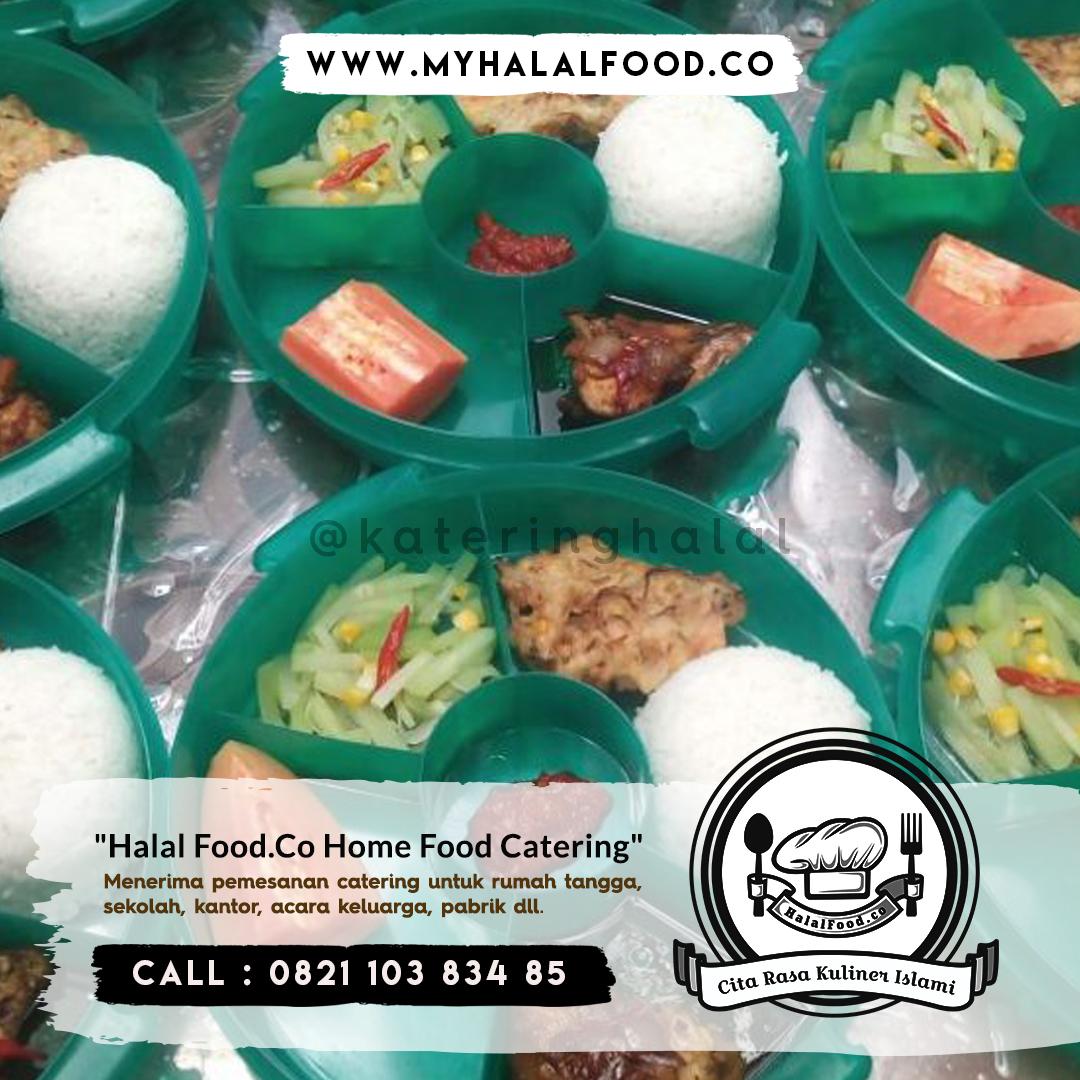 Paket Nasi Box Murah di Jakarta dan Sekitarnya