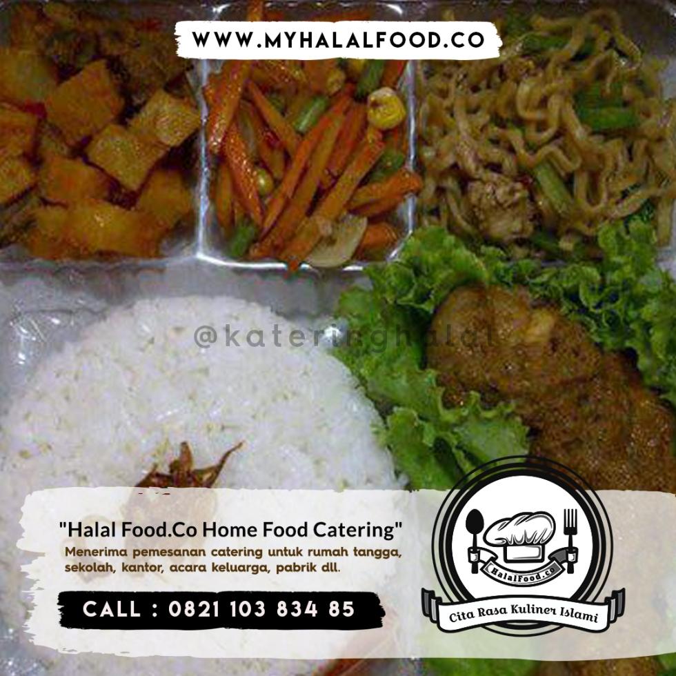 paket nasi box murah di Jakarta Timur