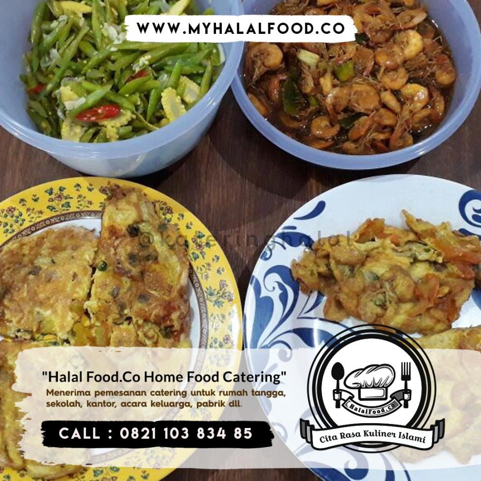 Catering Harian di Kemang Pratama, Bekasi dan Sekitarnya