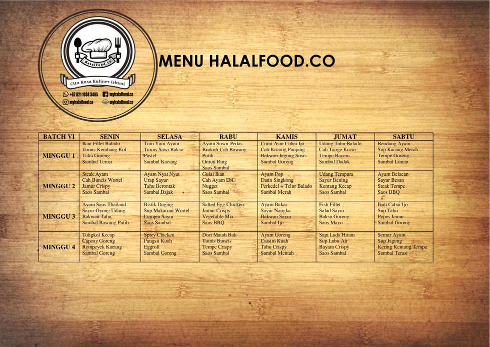 daftar-menu-catering-harian-di-bekasi-bulan-juni