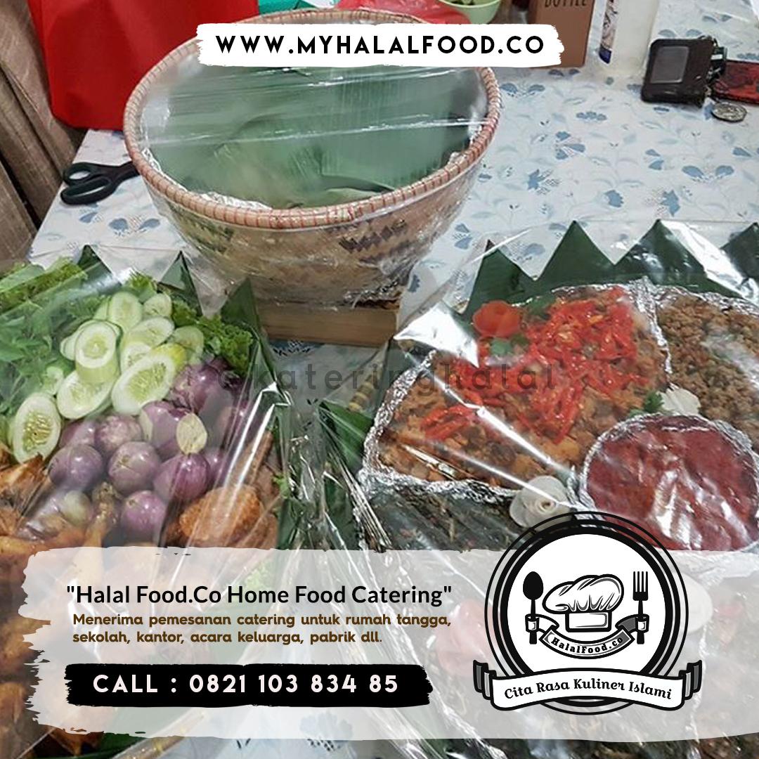 Paket Nasi Tumpeng di Bekasi Selatan