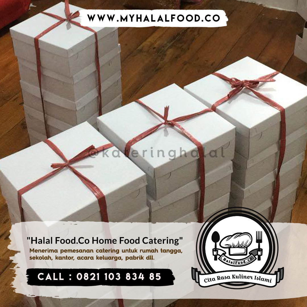 Paket Nasi Box Murah di jakarta Pusat, Jakarta dan Sekitarnya