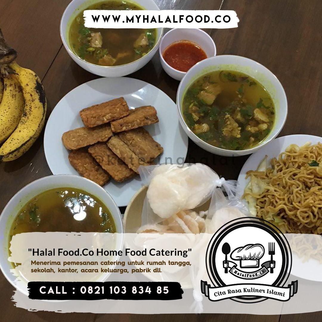 Catering Harian di Bekasi timur dan Sekitarnya