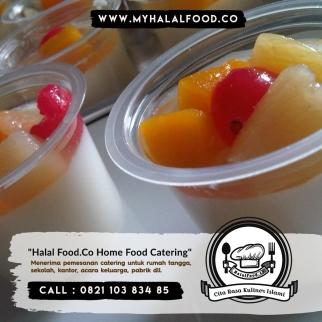 jasa.katering.halal.bekasi.myhalalfood.co_puding buah saus almond