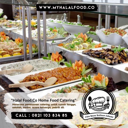 katering prasmanan khitanan di Summarecon | Myhalalfood.co