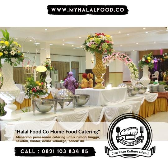 Catering prasmanan sunatan di Bekasi dan Sekitarnya