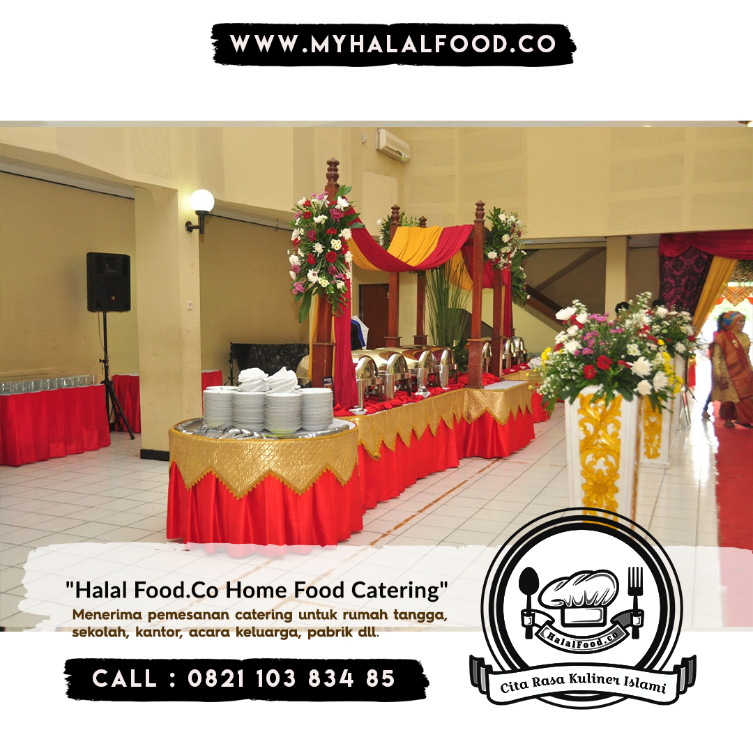 Catering prasmanan sunatan   Catering Sehat Myhalalfood.co