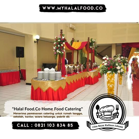 Catering prasmanan sunatan | Catering Sehat Myhalalfood.co
