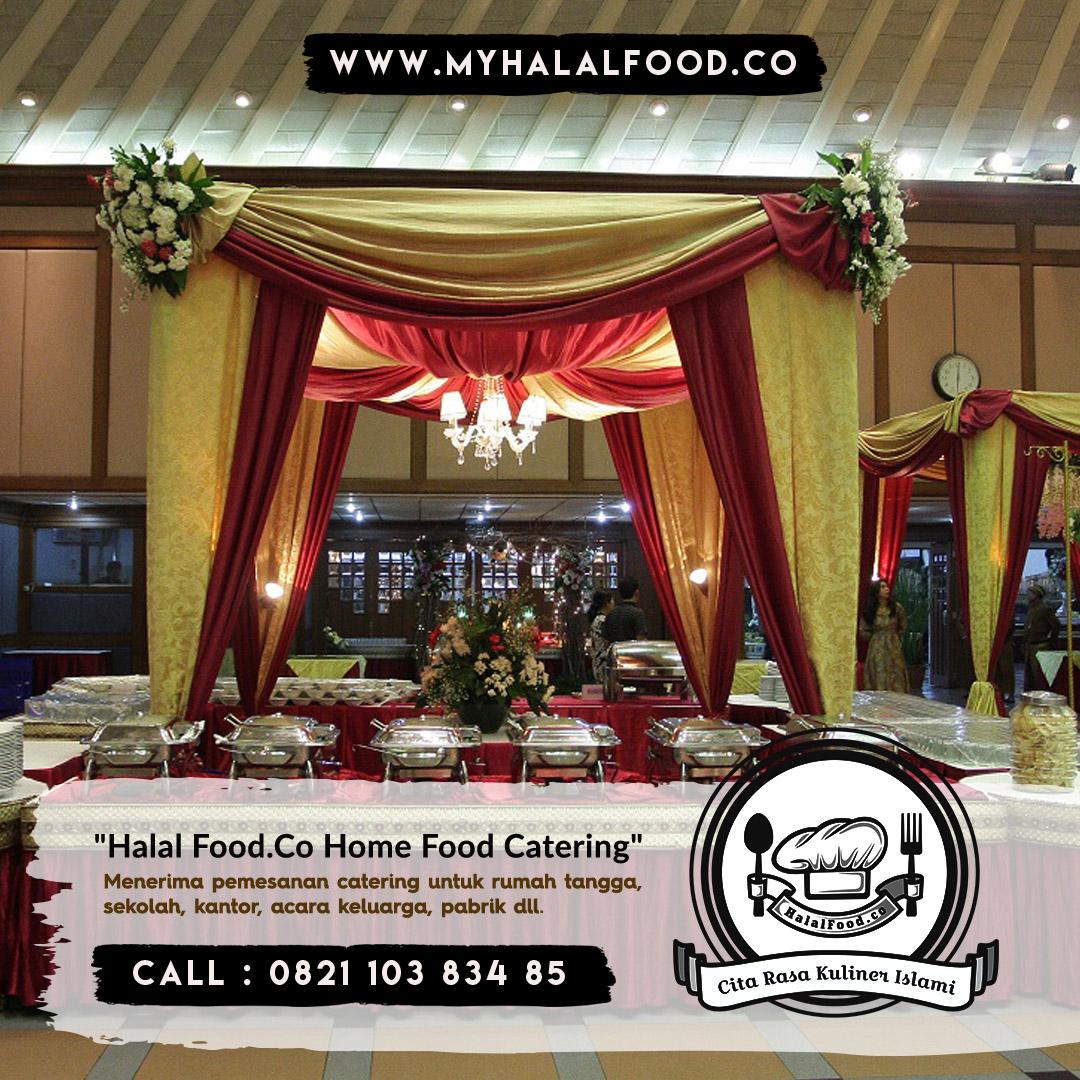 Catering prasmanan sunatan di Summarecon | Myhalalfood.co