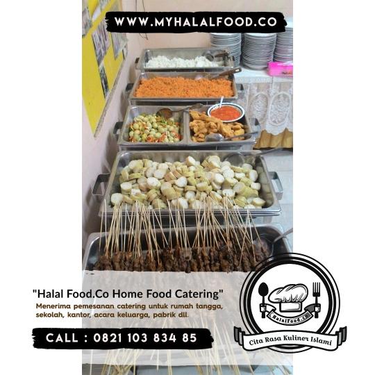 Jasa catering prasmanan sunatan | Myhalalfood.co