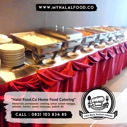 katering prasmanan pernikahan di Bekasi dan Sekitarnya