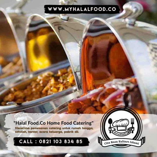 katering prasmanan khitanan | katering Sehat Myhalalfood.co