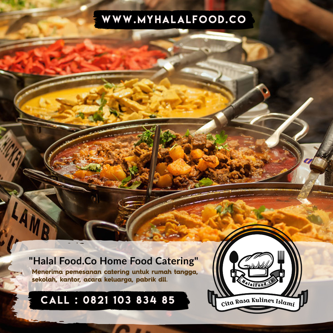 katering Prasmanan di Summarecon | Myhalalfood.co