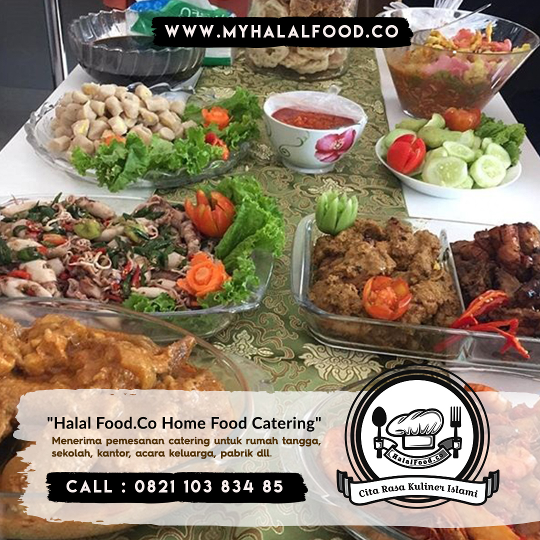 catering prasmanan khitanan di Rawalumbu Bekasi