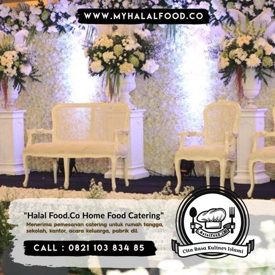 catering prasmanan pernikahan di Bekasi Selatan dan Sekitar Bekasi
