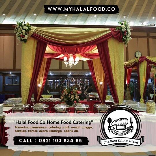 catering prasmanan pernikahan di Jakarta dan Sekitarnya