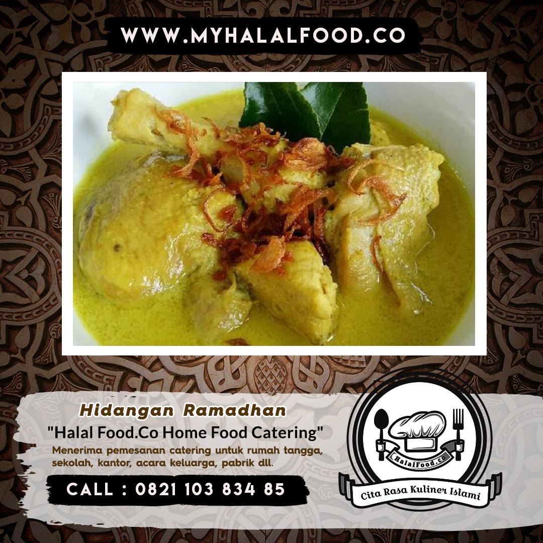catering harian ramadhan di Jakarta, Bekasi dan Sekitarnya