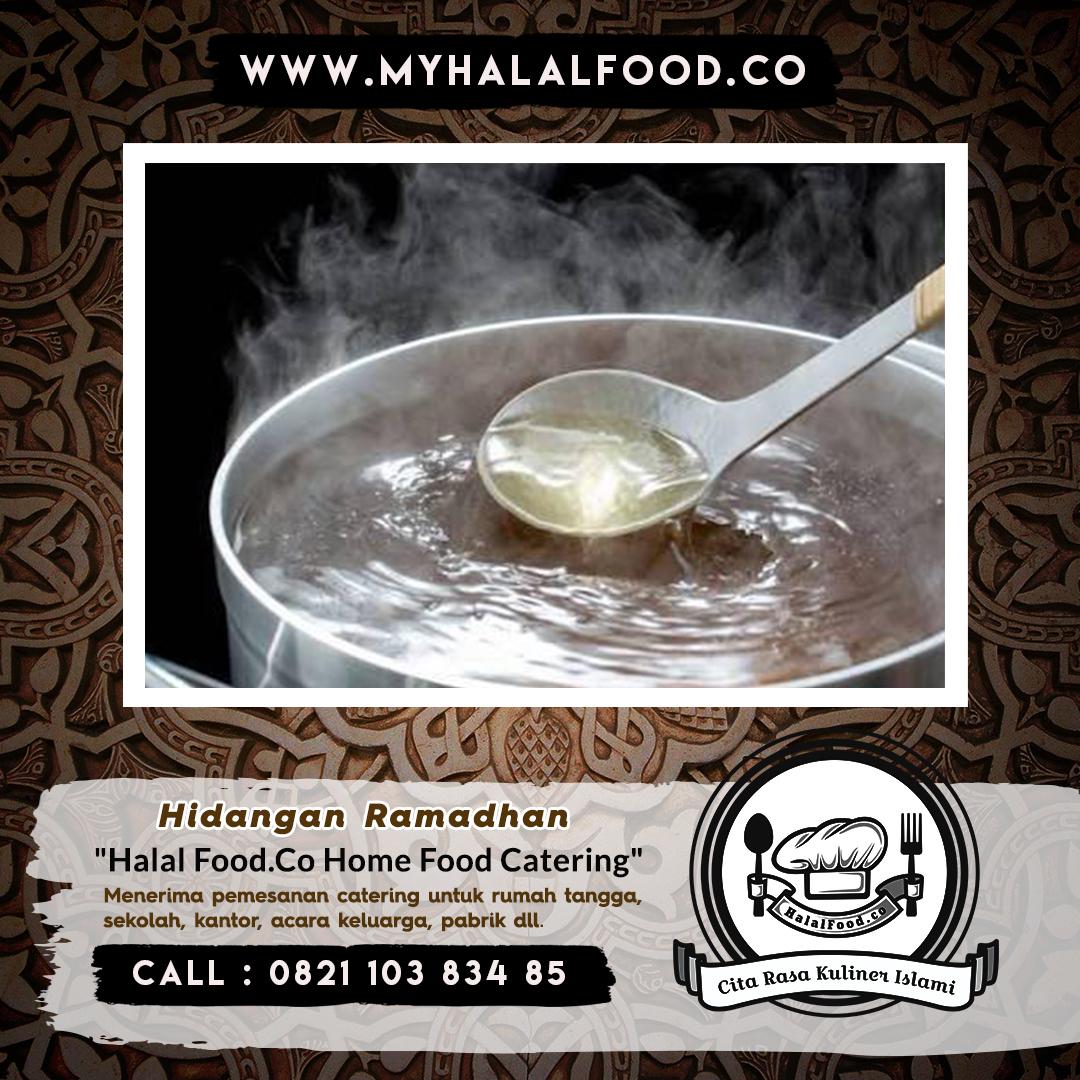 Jasa catering lebaran | Myhalalfood.co