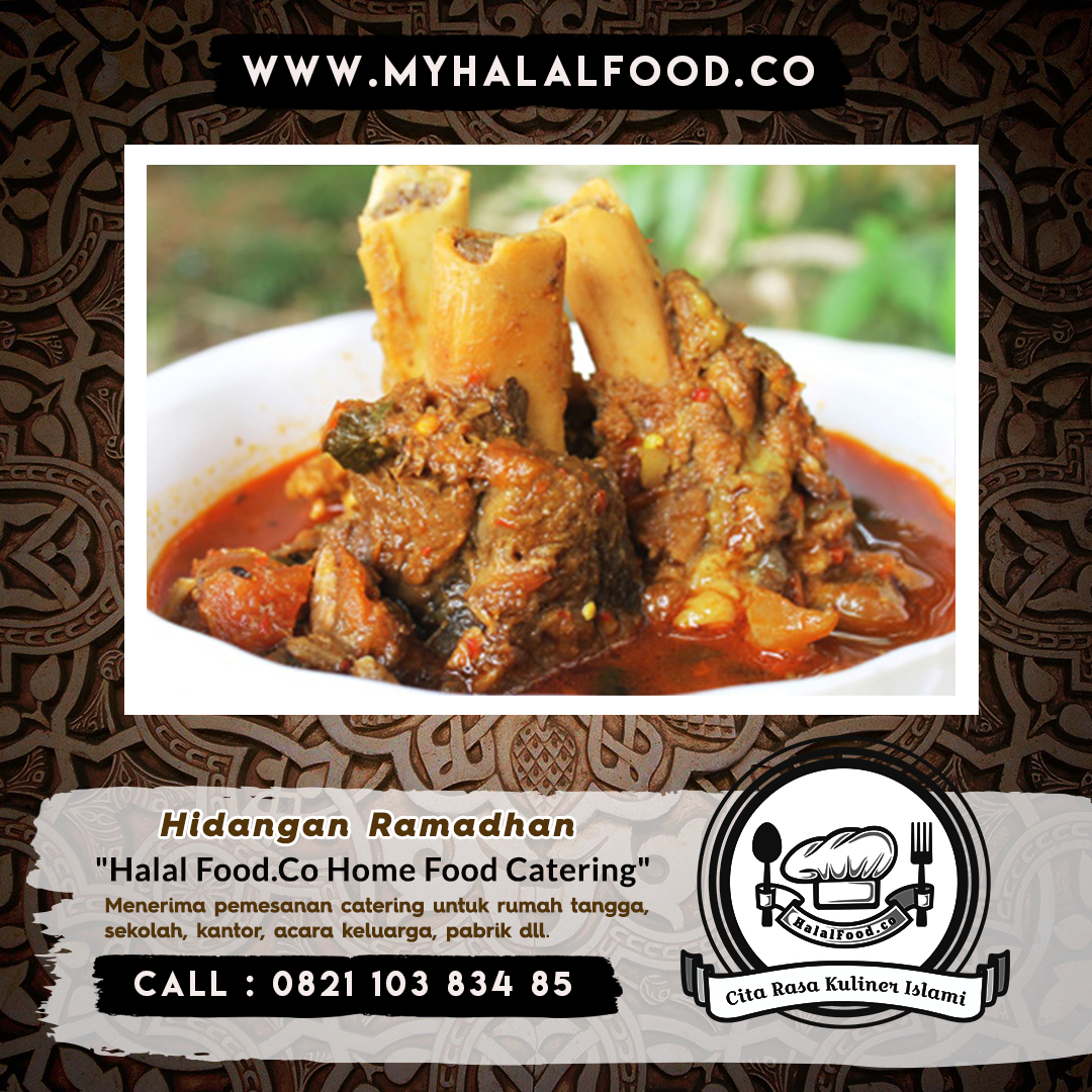 catering harian ramadhan di Summarecon | Myhalalfood.co