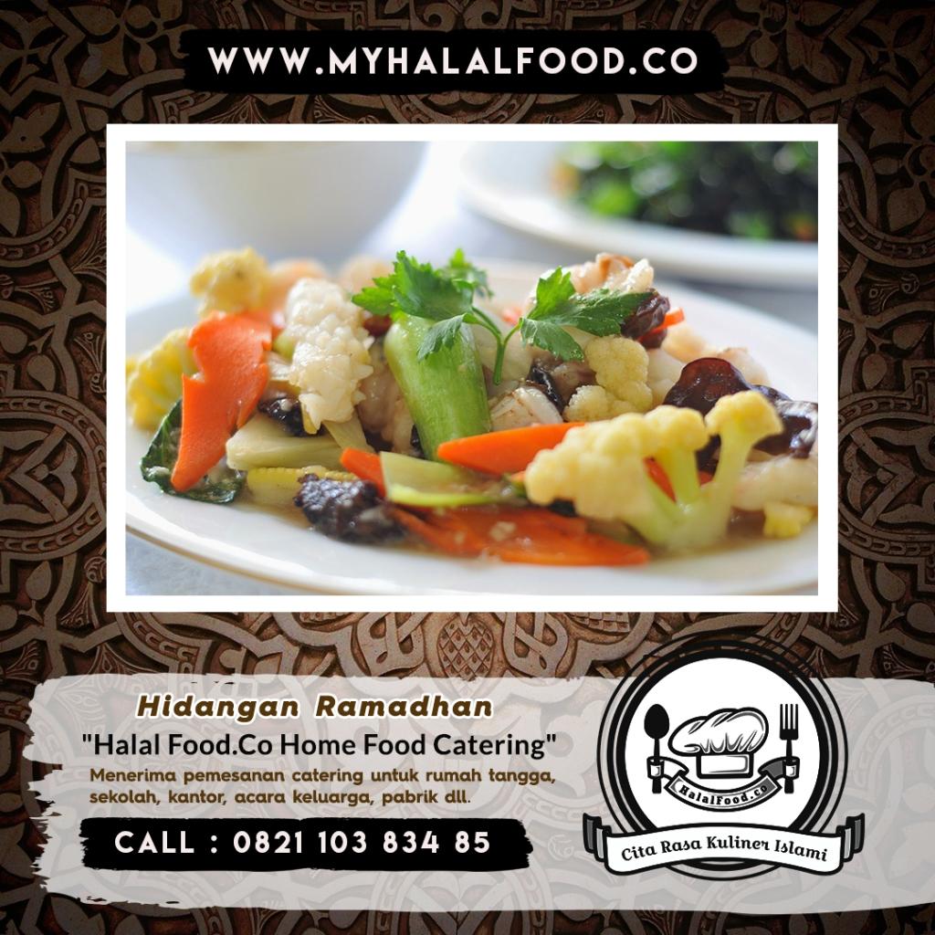 Jasa catering buka bersama | Myhalalfood.co