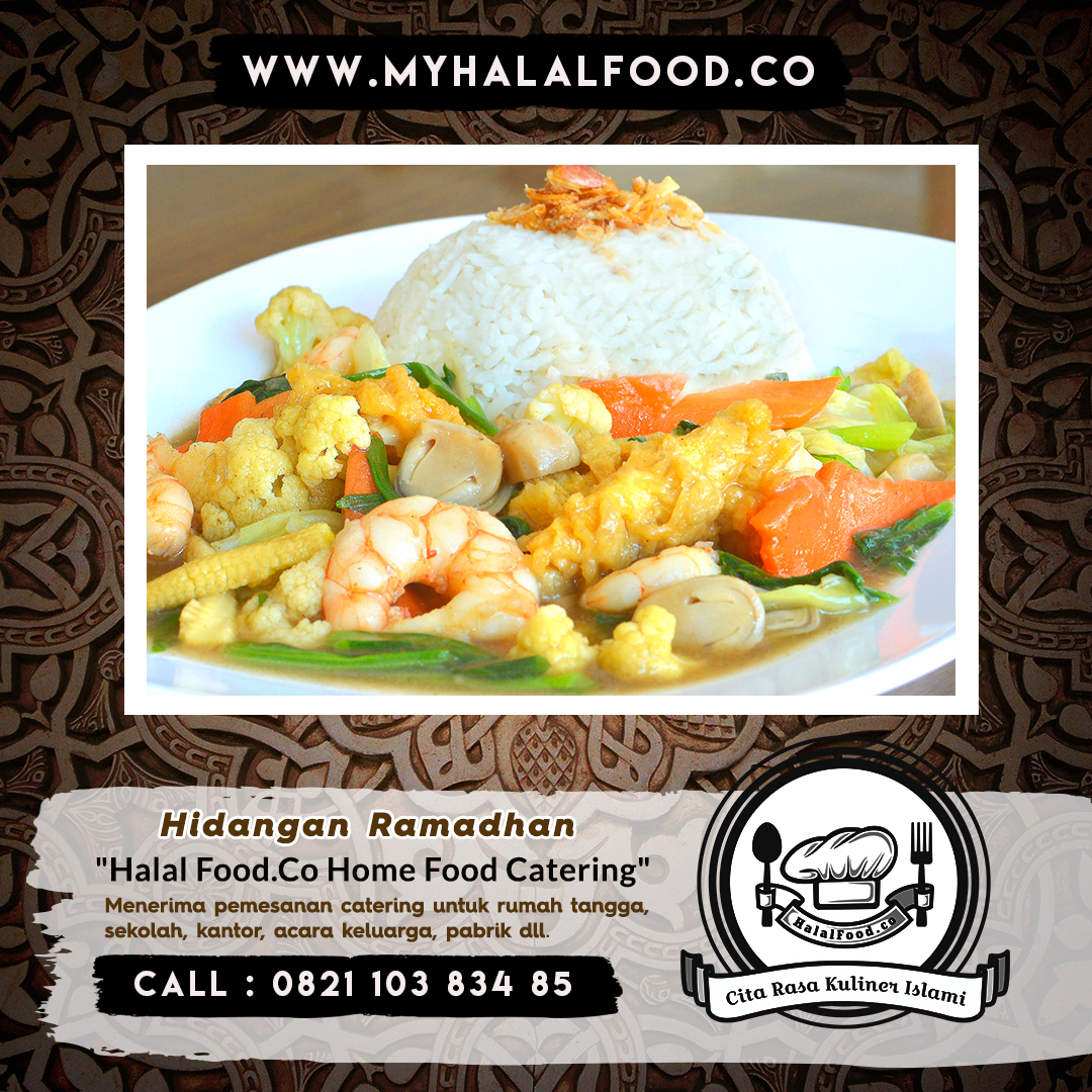 catering harian ramadhan | catering Sehat Myhalalfood.co
