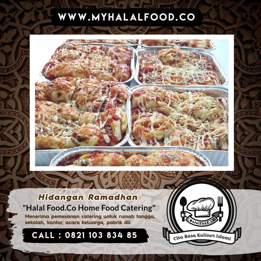Jasa catering buka puasa | Myhalalfood.co