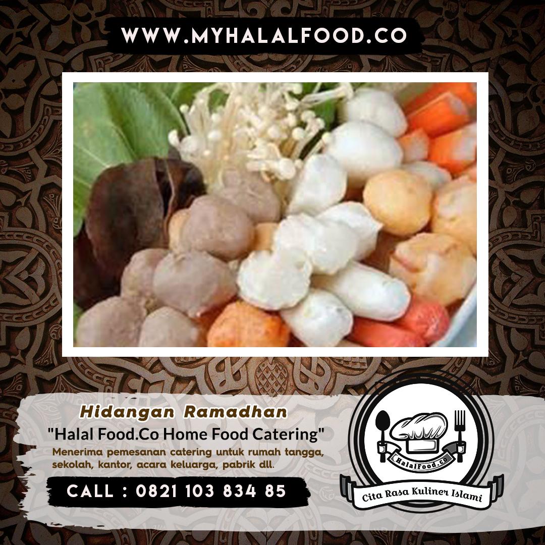 catering lebaran di Jatiasih Bekasi, Jatibening, dan Jati Kramat