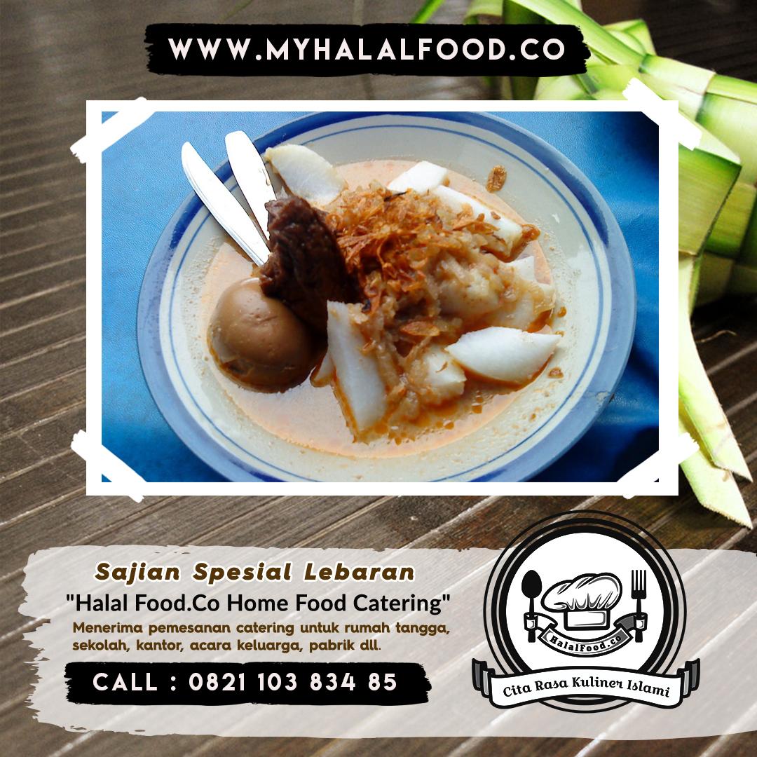 catering lebaran di Summarecon | Myhalalfood.co