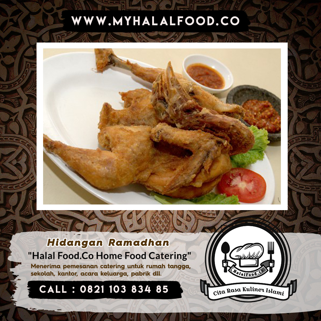 catering harian ramadhan di Jatiasih Bekasi, Jatibening, dan Jati Kramat