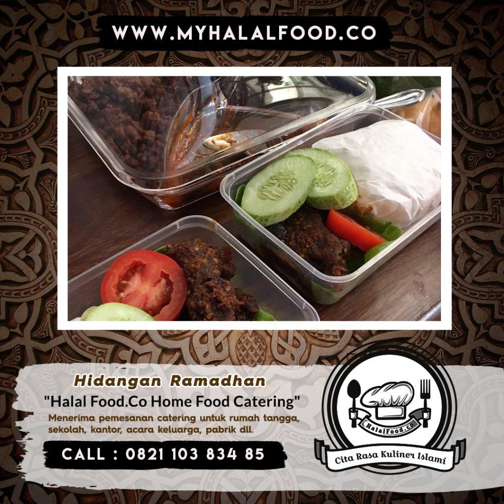 catering lebaran di Villa Kartini dan Sekitar Bekasi