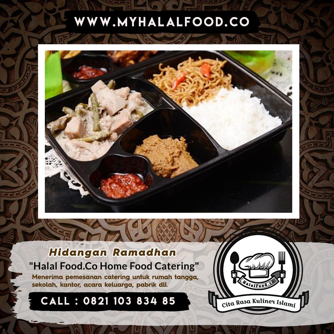catering harian ramadhan di Kemang Pratama, Bekasi, dan Jakarta