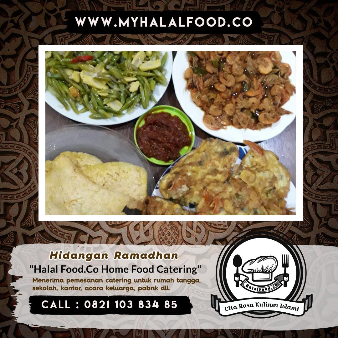 catering harian ramadhan hemat bekasi
